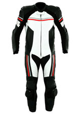 Leather Motorbike Suit